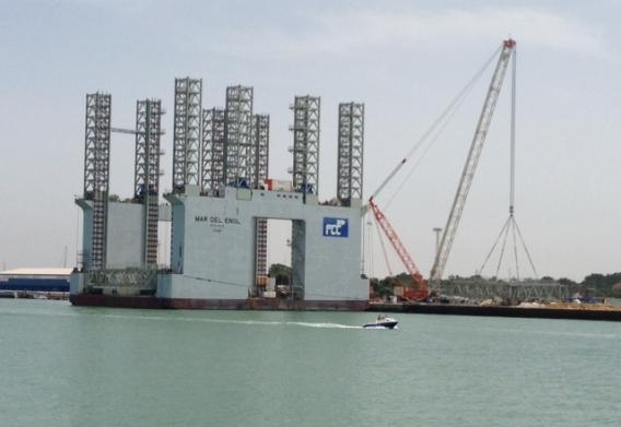 Puerto de Santa Maria (año 2013)